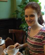 Hot chocolate at Museo del Chocolate!