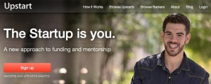 Upstart is one of the Google Ventures companies now helping student startups.