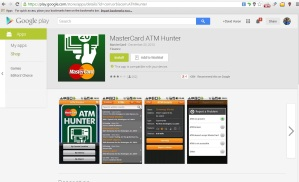 The ATM Hunter App for iPhone and Android can save you money when you want your money.